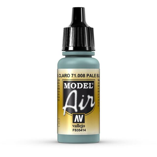 Vallejo Model Air Color 71.008 - Blau - 17 Ml (16,18€/100Ml)