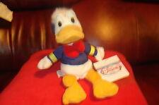 Donald Duck DISNEY USA Beanie giocattolo STORE BEAN BAG regalo di compleanno