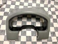 2004-2008 Ford F150 Instrument Cluster Trim Bezel OEM Gray for sale