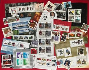 Canada-2012-Postage-Stamps-Complete-Year-Annual-Collection-Stamp-Free-Ship