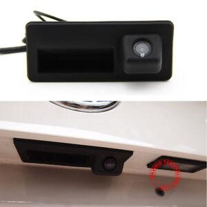 Car-Kamera-Rueckfahrkamera-fuer-VW-Porsche-Passat-Variant-Skoda-Grifftaster-Taster