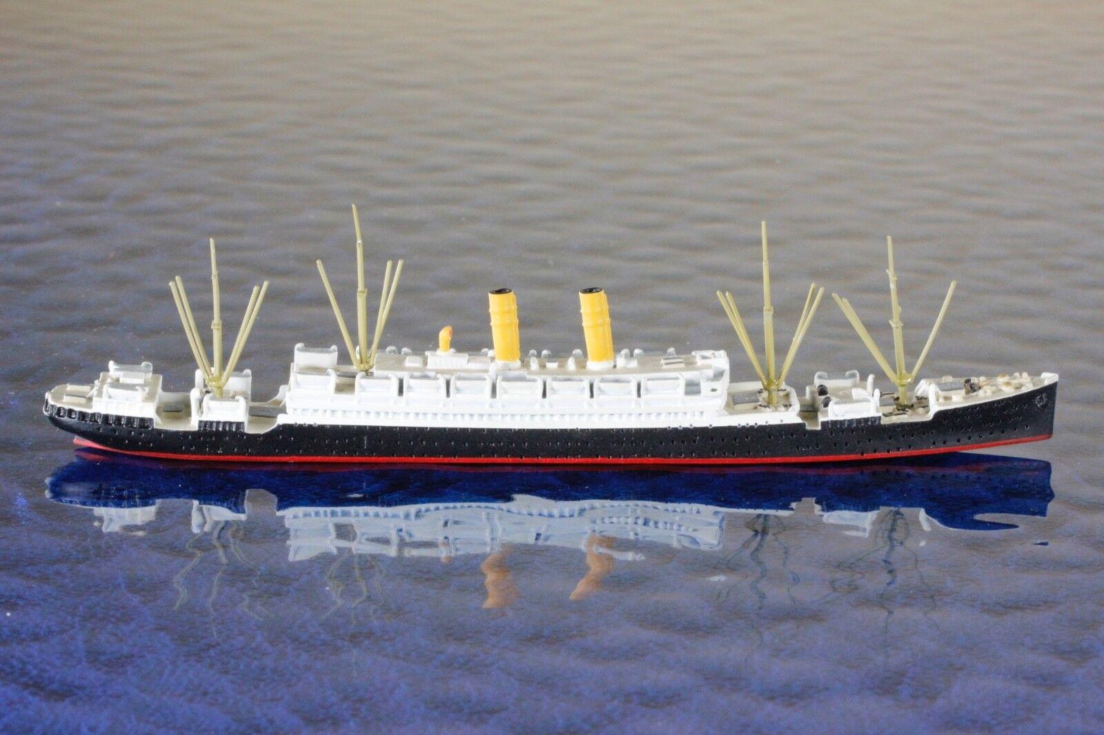 Fabricante américa Mercator 413, 1 1250 barco modelo