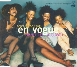 En-Vogue-Maxi-CD-Don-039-t-Let-Go-Love-UK-M-M