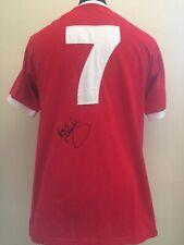 Invicta Screen Printers Kenny Dalglish No 7 of Liverpool FC Fu/ßball T-Shirt Alle Gr/ö/ßen