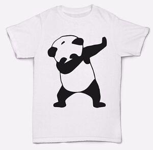 Tshirt Dabbing Panda - Dab Dance - maglietta