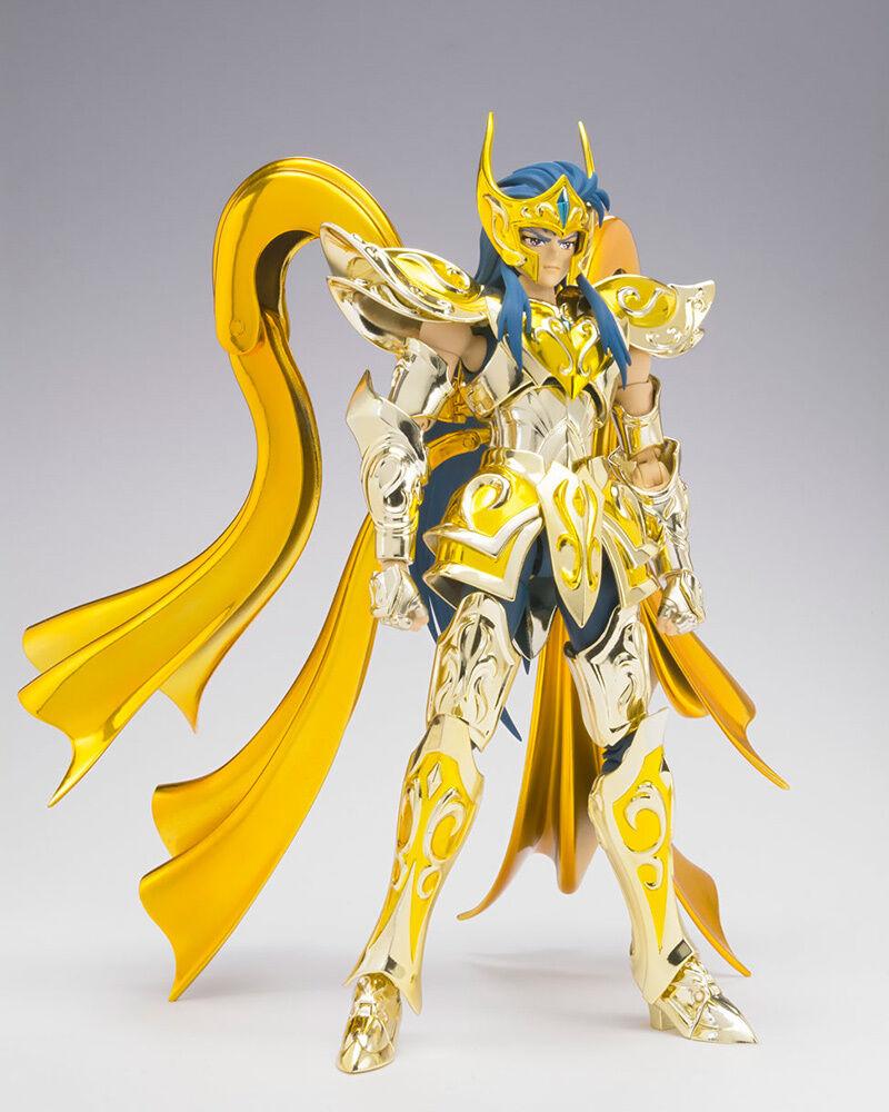 MYTH CLOTH BANDAI EX SOUL OF GOLD CAMUS ACQUARIO AQUARIUS SOG GOD CLOTH NUOVO