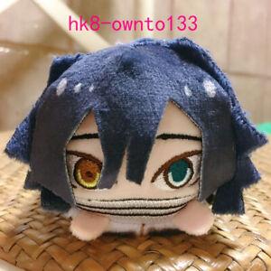 Kimetsu no Yaiba Demon Slayer Chibi Plush Doll Mascot Obanai Iguro Gotoge Japan