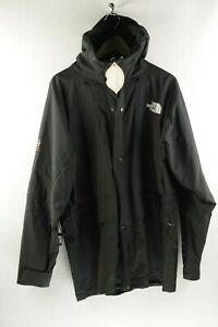 North Hooded Face da Zipper Summit Giacca Coat Up1rl Large impermeabile Series uomo wUYYE
