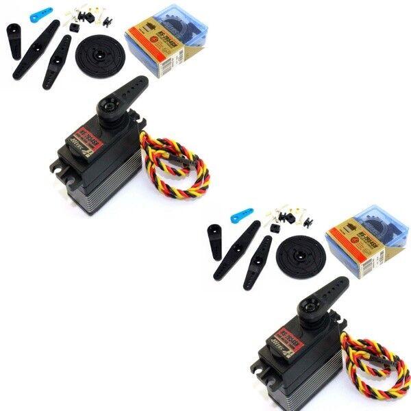 Hitec HS-7954SH alto esfuerzo de torsión Hv Servo Coreless Engranaje De Acero HS7954SH/HS7954 (2)