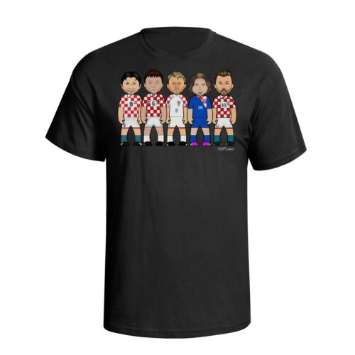 Croatia Football Legends By VIPwees Mens T-Shirt