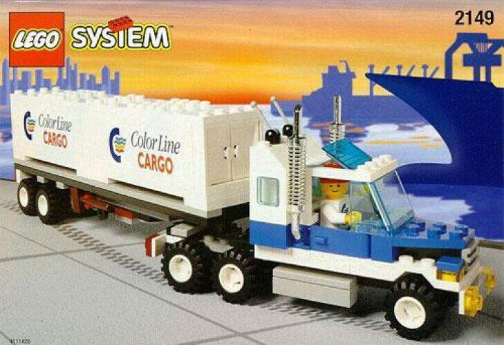 LEGO System color Line Container Set Set Set d46010