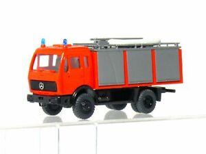 Roskopf HA 653 Mercedes Tanklöschfahrzeug TLF Feuerwehr 1:87 Neuwertig OVP