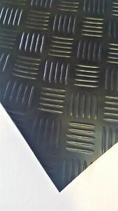 SELBSTKLEBEND - BREITE und LÄNGE WÄHLEN Gummistreifen 2mm mit Klebeschicht