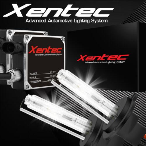 XENTEC HID Headlight Conversion KIT H7 H11 H4 9003 9004 9005 9006 9007 H13 6000K