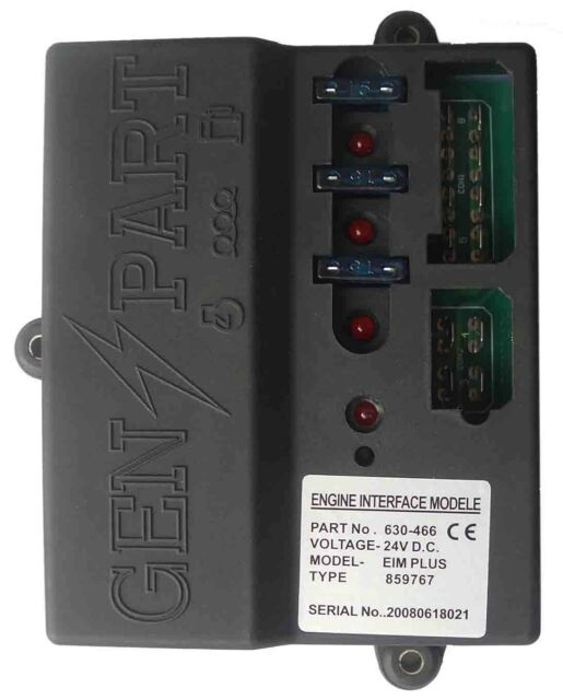 New FG Vilson Parts Engine Interface Module EIM630-466 24V