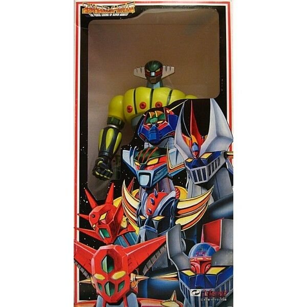 MARMIT HIGH DREAM JEEG ROBOT D'STEEL KOTETSU 40 CM VINYL Z goldRAKE HL-Pro NEW