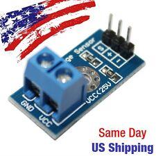 Voltage Sensor Detection Module 0 25vdc For Arduino Avr Pic Usa Ship Today