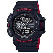 Casio GA400HR/1AER G Shock Clásico Para hombres Reloj Correa Resina analógico-Negro
