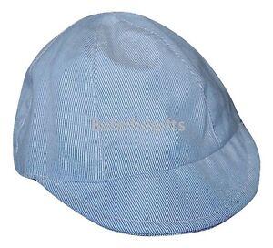 Baby Boys Striped Summer Sun Caps Hats 0-18 Month Boys Sun Hats  a7ba3c92863e