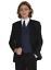 Boys-Suits-Boys-Check-costumes-Page-Garcon-Mariage-Prom-Party-Costume-Garcons-Costume-Noir-Un miniature 1