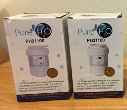 Hotpoint Kenmore Pure H2O PH21100 Refrigerator Water Filter for GE New Sealed