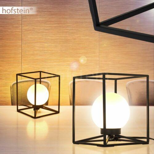 Nacht Tisch Lese Lampen moderne Wohn Schlaf Zimmer Raum Beleuchtung schwarz//Gold