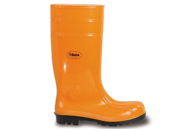 Beta Boots Safety PVC 7328 High Visibility N 45 Non-Slip