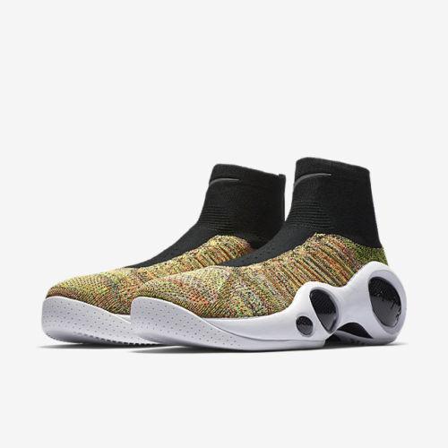 2018 Nike Bonafide Multicolor size 13. 917742-003. flight 95 zoom white black se