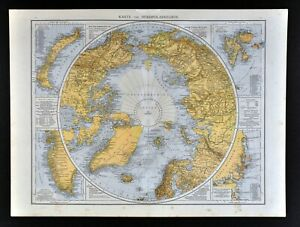 1881 Andrees World Map North Pole Arctic Ocean Russia Canada Alaska on iceland greenland norway, iceland map globe, iceland map tourist spots, iceland people, iceland waterfalls, iceland culture, iceland animals, iceland towns, iceland map english, iceland world mape, iceland weather, iceland volcano, iceland flag, iceland islands map, iceland and norway map, iceland points of interest maps, iceland world globe, iceland map with main rivers names, iceland on map, iceland map europe,