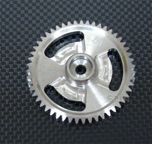 Titanium Main Gear 51 51 51 Teeth for SAVAGE 21 25 SS X 3e9390