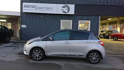 salg af Toyota Yaris 1,5 VVT-iE T3 Y20 - 2019