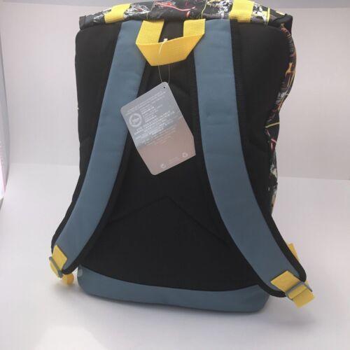 Disney Store Star Wars  Backpack School Book Bag The Force Awakens
