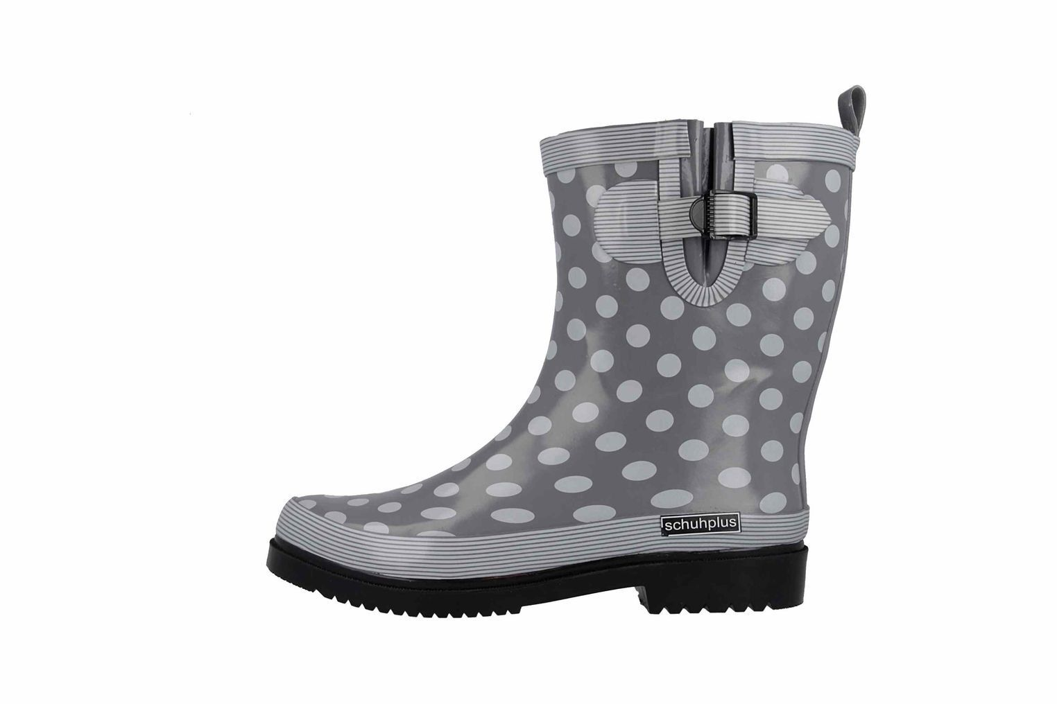 Schuhplus Boots In Sizes Grey Dorin-K-grey Great shoes