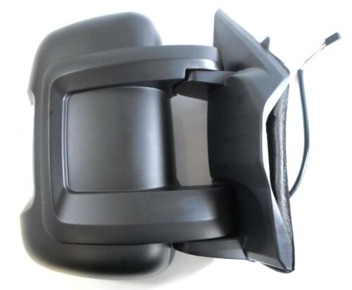 For Fiat Ducato Van 5//2014-/> Electric Short Arm Wing Door Mirror Right OS Side