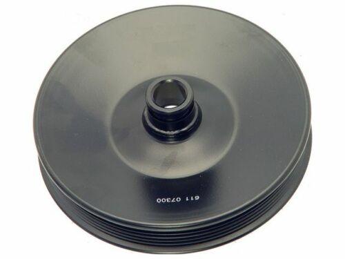 For 1992-1999 GMC C1500 Suburban Power Steering Pump Pulley Dorman 23179XG 1993