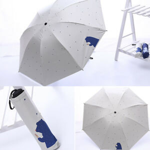 Fj-Qa-Donna-3-Pieghevole-Estate-Anti-UV-Sole-Pioggia-Mini-Ombrello-Cute-Orso