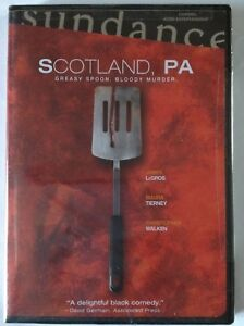 Escocia-Pa-James-Le-Gros-Maura-Tierney-DVD-2002-Sellado-De-Fabrica