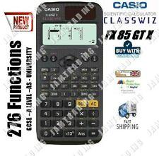 WHSmith Blue Dual Powered Basic Pocket Calculator 8-Digit Display Curved Edges