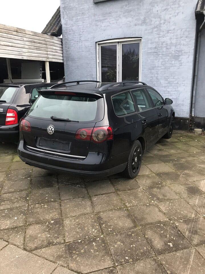 VW Passat, 1,9 TDi 105 Comfortline Variant, Diesel