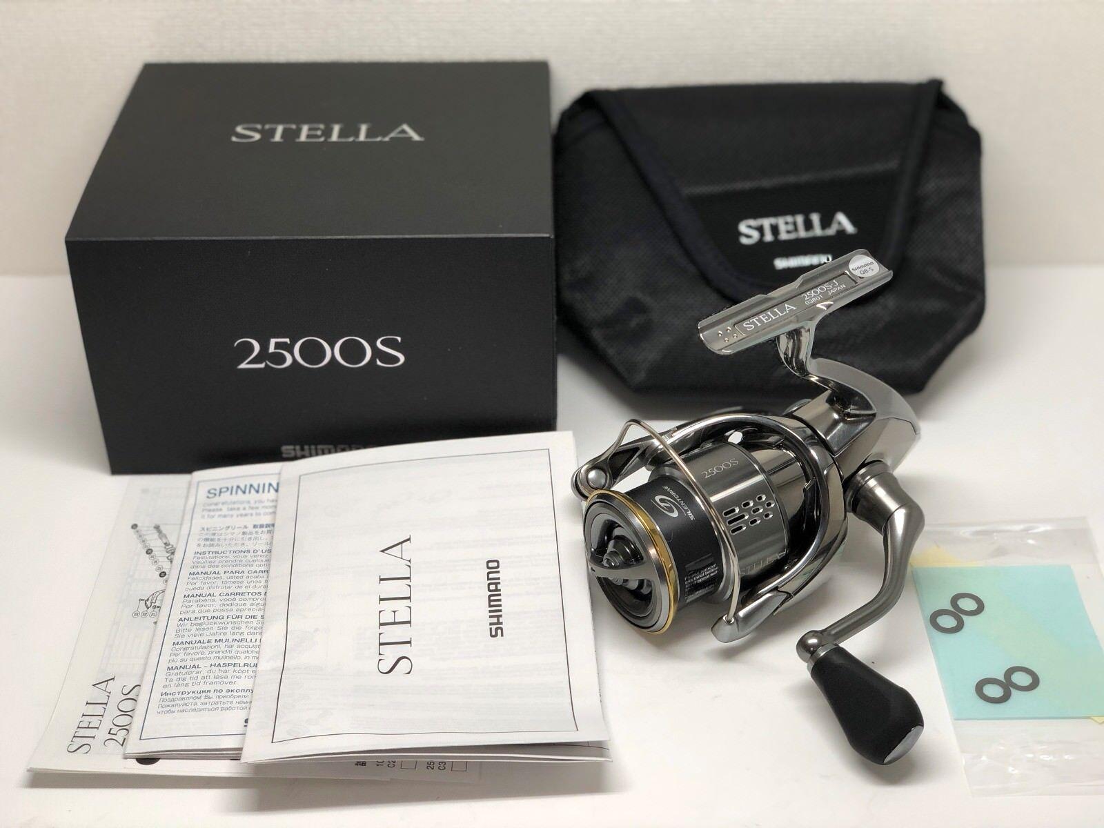 Shimano 18 Stella 2500s envío desde Japón