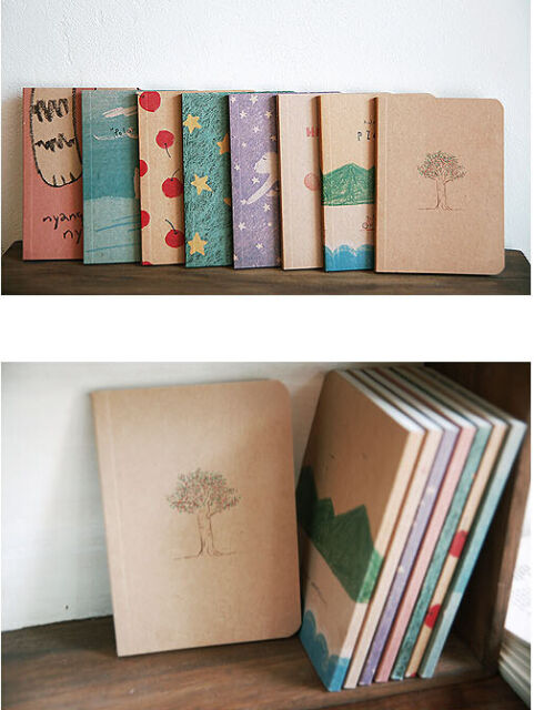1x Mini Cute Journal Diary Pocket Planner Notebook Memo Lovely Stationery Gift