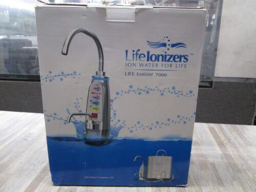 LIFELONIZERS ION WATER FOR LIFE L-7000 Alkaline Water Ionizer Machine NEW  VdjKi