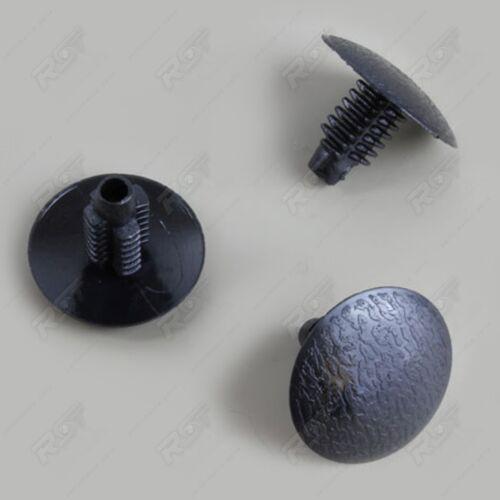 10x Parà spruzzi allargati radhaus GUSCIO clip di fissaggio per CITROEN PEUGEOT