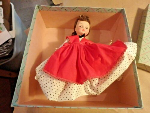 "JO with original box with tags Madame Alexander doll 7 1//2/"" 1961?? Kkk"