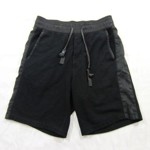 Rag & Bone Black Slip On Cotton Combo Casual Sweat