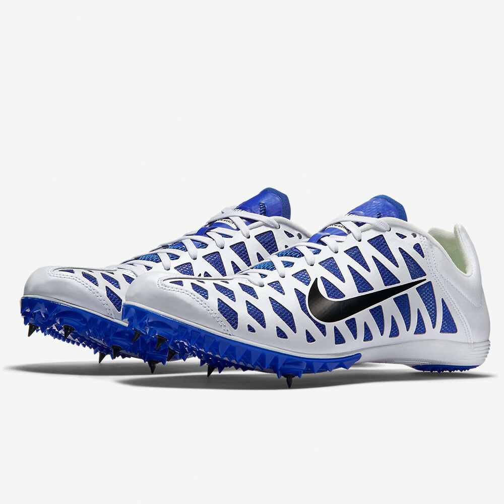 Nike Zoom Maxcat Sprint Track and Field Spikes Men's 12.5 new Free Shipping