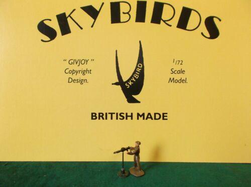 Défense Aérienne Lewis GUNNER. SKYBIRDS models