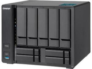 QNAP-TVS-951X-2G-US-5-4-Bay-NAS-Intel-Celeron-Dual-core-1-8-GHz-2GB-DDR4-1-x-10
