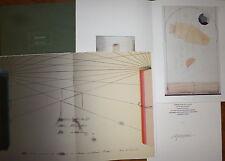 Shusaku Arakawa Lithographies Madeleine Gins signé Japon New-York architecte art