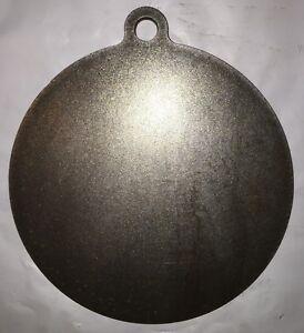 """Ar500 Acier Cible 8"""" X 1-4"""" Gong Hanger NRA Action Pistolet Plaque-afficher le titre d`origine yVBbwQe4-07134705-737394836"""